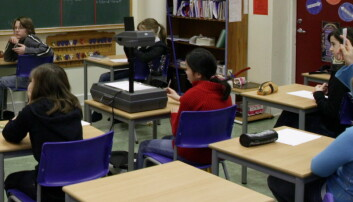 Nasjonale prøver: Guttene bedre i regning, jentene best i lesing