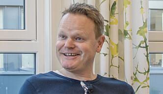 Realfagslærer  Snorre Nordal. <br>Foto: Joakim S. Enger