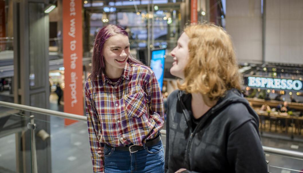 Både Anna og Maja er testet for å bekrefte at de har stort læringspotensial. Mange barn med stort læringspotensial må ta tester for å bekrefte at de hører inn i denne kategorien.