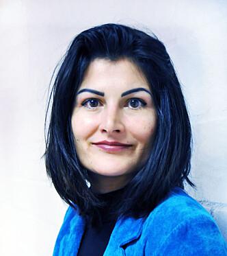 Professor Ella Maria Cosmovic Idsøe.