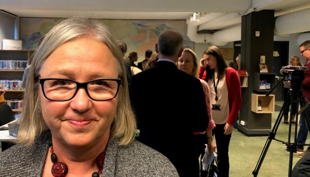 Leder av Lektorlaget, Rita Helgesen, frykter at vurderingen av elevene vil bli mer opp til den enkelte lærer i den nye forskriften.