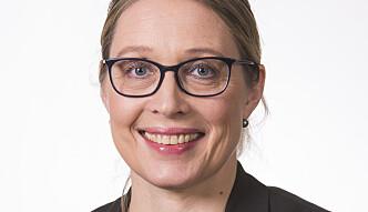 Seniorforsker Lisbeth Øyum.