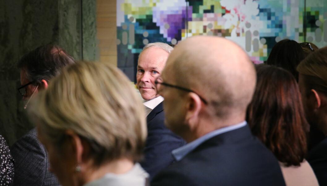Det interne læreplannettverk i Utdanningsforbundet gir tommel opp til Jan Tore Sanner og de nye læreplanene.