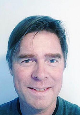 Mikael Lyngstad.