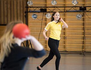 Kun én av fem norske ungdommer er aktive nok
