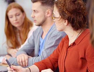 Indre motivasjon får lærere til å videreutdanne seg