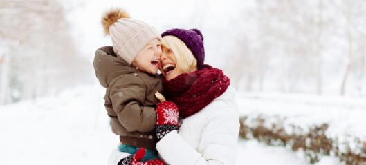 Er vi barnehageansatte positive til å vere ute i naturen, vil det smitte over på barna som ikkje likar å vere ute.