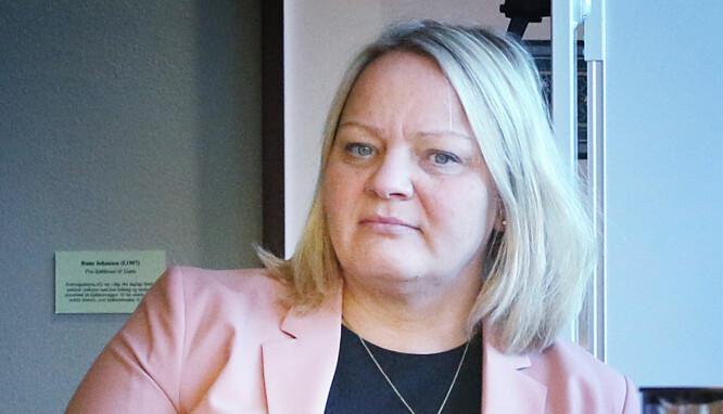 SVs utdanningspolitiske talsperson Mona Fagerås.