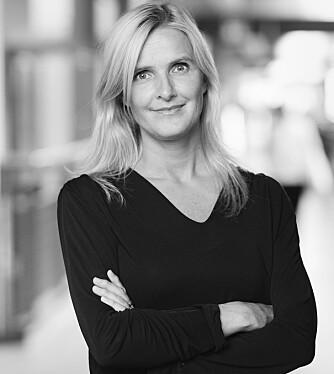 Kjersti Wæge, leder for Matematikksenteret i Trondheim.