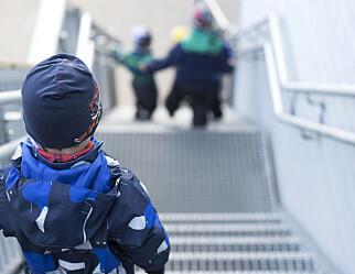 Tønsberg vil ha full bemanning i barnehagene i hele åpningstiden. Prislapp: 90 millioner.