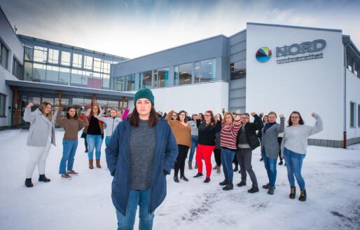 Nesna-studenter ber om lovnader fra ledelsen ved Nord universitet