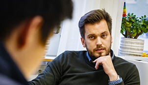 – Politikerne er nødt til å ta tak i dette, sier lærer Peter Byström.