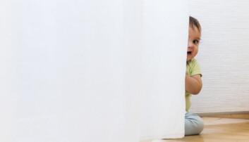 Barn som har hatt skremmende opplevelser, viser ofte sine følelser i den skjulte leken