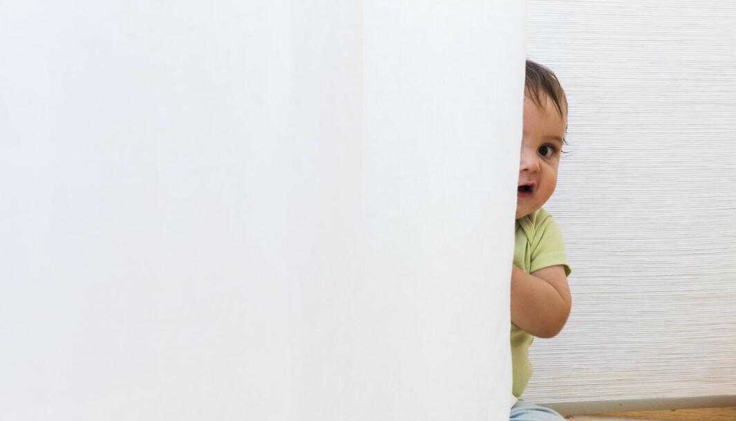 Den skjulte leken er ofte et uttrykk for skremmende opplevelser som traumer, vold, filmer barna har sett eller foreldre som krangler.