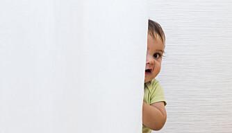 Barn som har hatt skremmende opplevelser, viser ofte sine følelser i den skjulte leken.