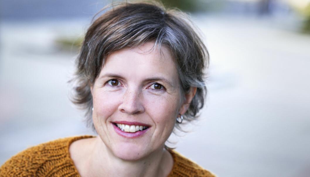 Senterleder for Lesesentret Kjersti Lundetræ.