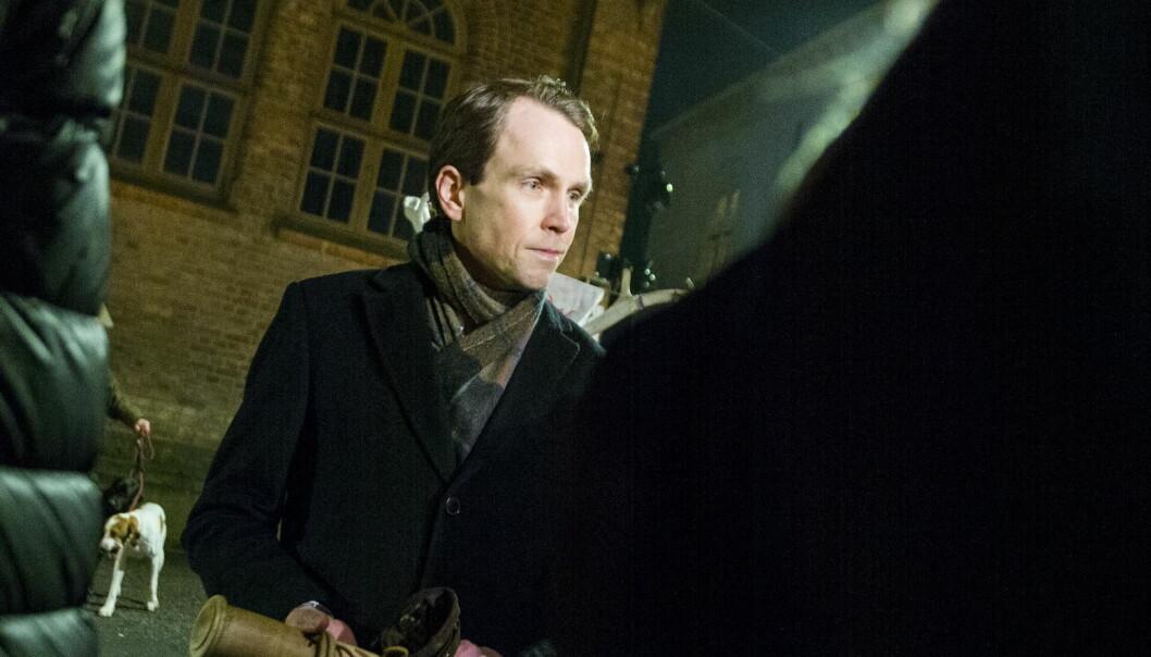 Statsekretær Tom Erlend Skaug (H).