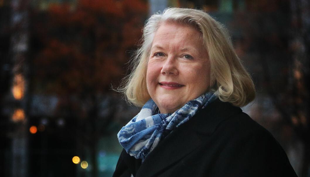 Gunn Iren Müller, avtroppende leder i Foreldreutvalget for grunnopplæringen.