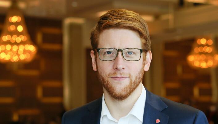 Kritisk: Aps Martin Henriksen