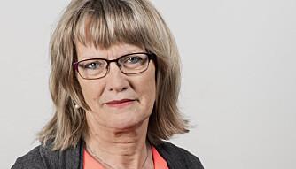 SVs Karin Andersen.
