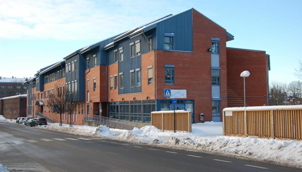 Jordal ungdomsskole i Oslo.