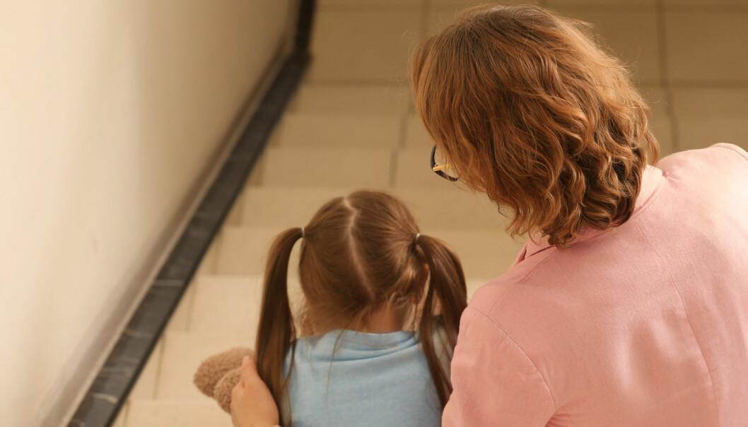 Når voksne som barna er trygge på, spør hvorfor de ikke har fortalt om overgrepet tidligere svarer veldig mange barn: «Du spurte aldri».