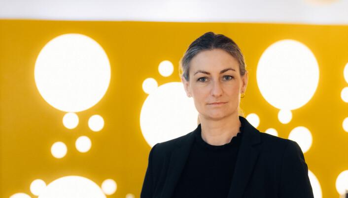 Camilla Nervik i Datatilsynet sier svikten er veldig alvorlig. Foto: Ilja Hendel.