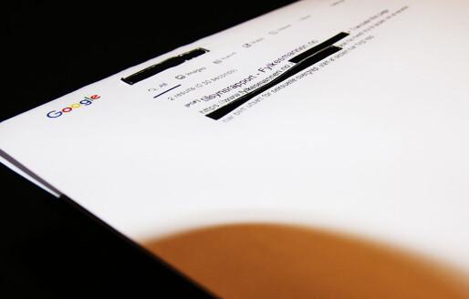 Sladdet dokumenter for dårlig: Elever ble navngitt på Google i overgrepssak