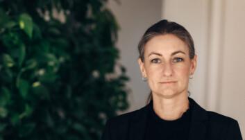 Camilla Nervik i Datatilsynet. Foto: Ilja Hendel.