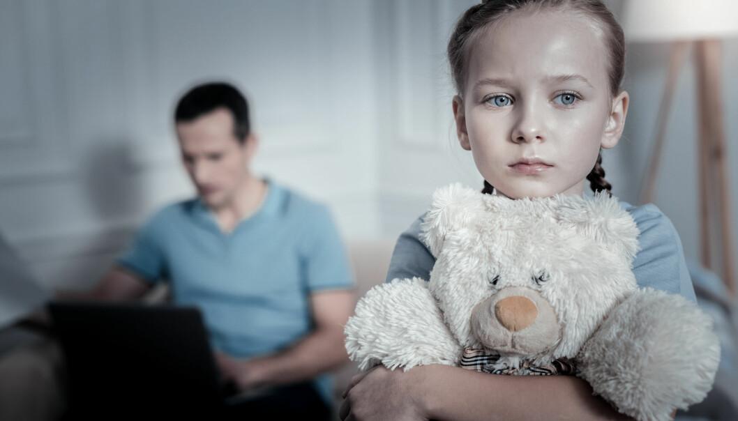 Barn som er pårørende, kan tilpasse seg på bekostning av egen utvikling.