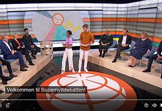 NRK Supernytts framstilling av den politiske debatten