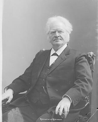 Bjørnstjerne Bjørnson.