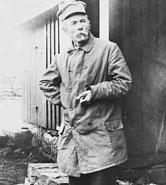 Arne Garborg.