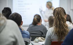 Debatt: Mangelen på respekt for skole og lærere har ikke oppstått på grunn av mangel på evne til å «sette seg i respekt»