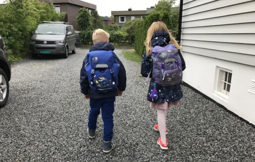 Elever født sent på året går ut av grunnskolen med dårligere resultat