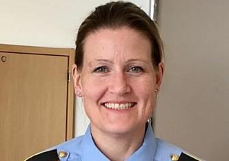 Lone Strand er avsnittsleder ved seksjon for kriminalitetsforebygging på Stovner politistasjon.