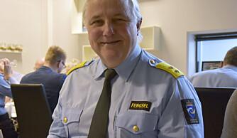 En fornøyd fengselsdirektør Are Høiland skryter av maten hans innsatte og ansatte serverer ham i Ærlig Mat.
