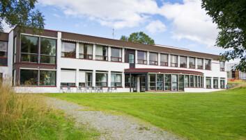 Tøndergård skole og ressurssenter er blant spesialskolene. Foto: Espen A. Istad.