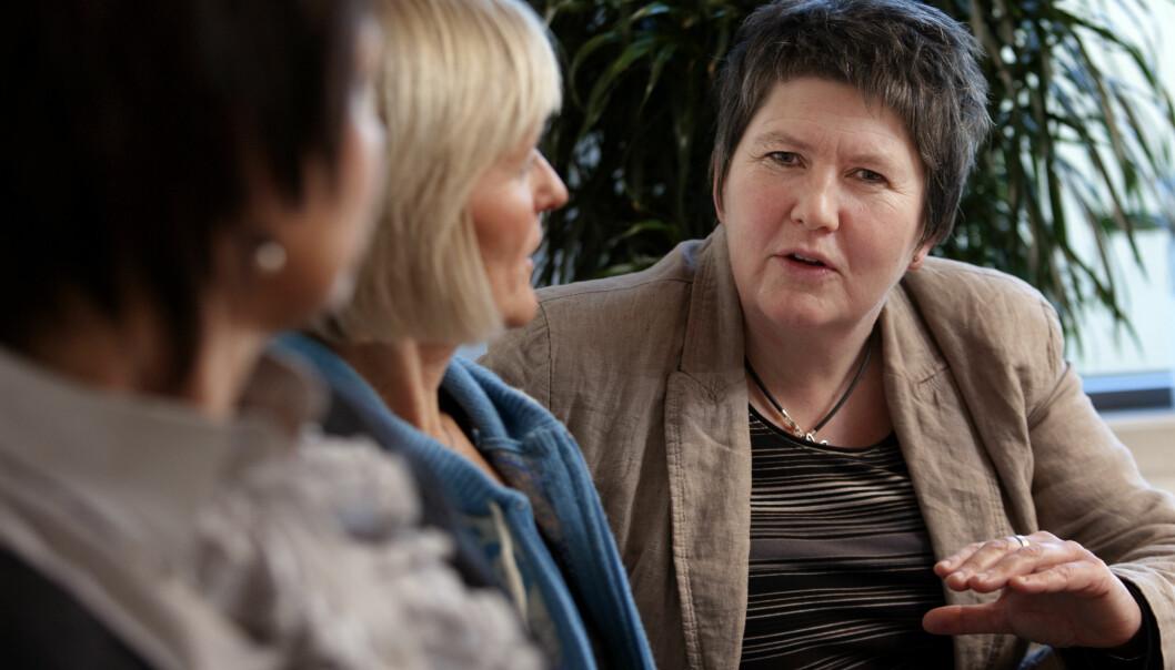 Mimi Bjerkestrand. Foto: Tom-Egil Jensen.
