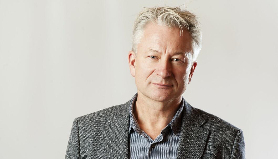 Sentralstyremedlem i UDF, Tormod Korpås.