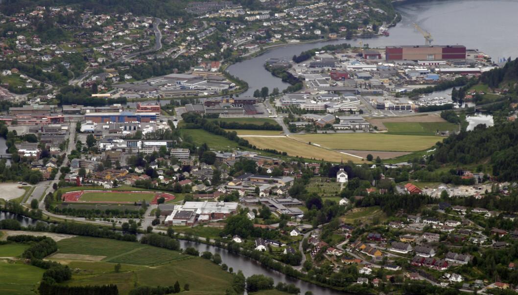 Sogn og Fjordane, og Førde by, blir snart en del av det nye Vestlandet fylke.