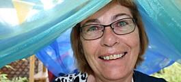 Barnehagelærer Sheila har bare ansvar for barn under to år i barnehagen