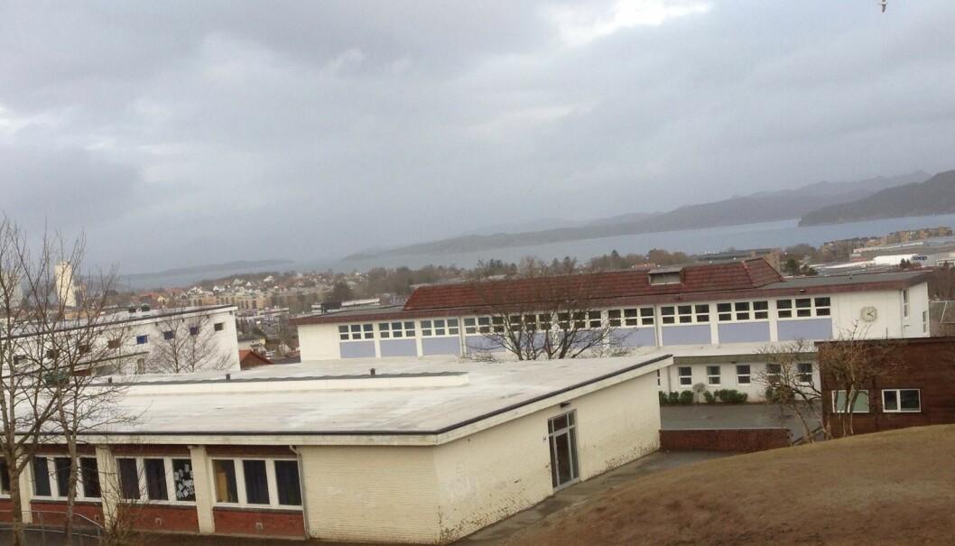 Vaulen skole i Stavnger har for få lærere på alle trinn.