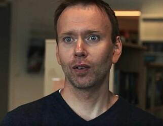 Matematikklærer Skage Hansen forteller om metoden han brukte i 6'er-klassen