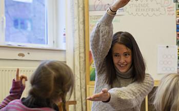 Lærere punger ut for undervisningsopplegg