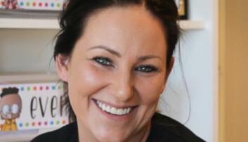 Lærer  Eirin Kvade Rannekleiv.