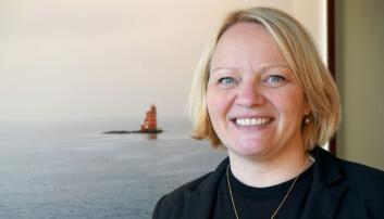 Mona Fagerås håper KrFs støtte til å gi fylkene mulighet til å velge inntaksordning.