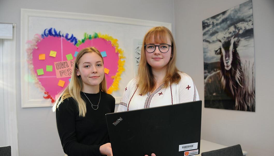 For Åse (20) og Alina (19) har SMI-skolen vært løsningen.