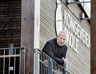 Rektor Jostein Stø sa opp i protest mot budsjettene