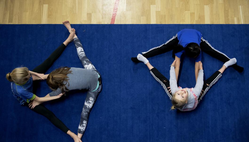 Eksamen i gym er en del av en høringsrunde som sendes ut fra regjeringen tirsdag.
